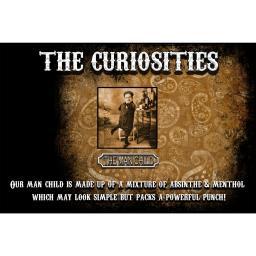 The Man Child by The Curiosities 100ml - OX Vape