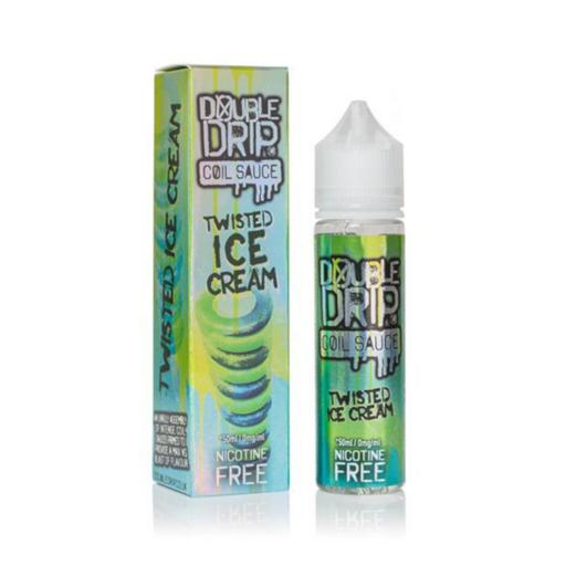 Twisted Ice Cream by Double Drip 50ml