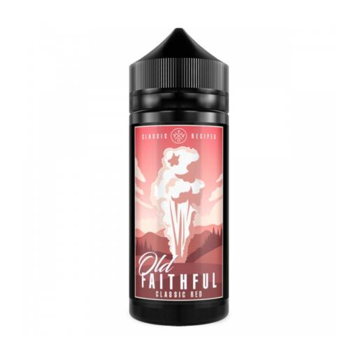 Classic Red by Old Faithful 100ml