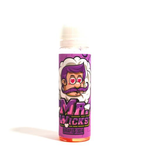 Grape Soda by Mr Wicks 50ml